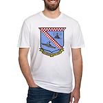 USS De Haven (DD 727) Fitted T-Shirt