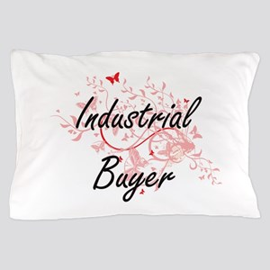 Industrial Buyer Artistic Job Design w Pillow Case