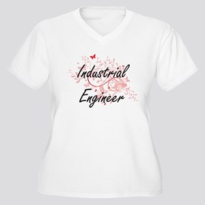 Industrial Engineer Artistic Job Plus Size T-Shirt