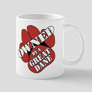 Great Dane OWNED Mug