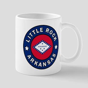 Little Rock Arkansas Mugs