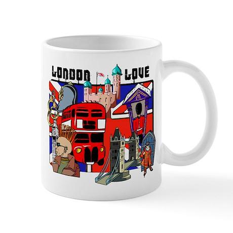 London love Mug
