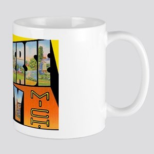 Traverse City Michigan Mug