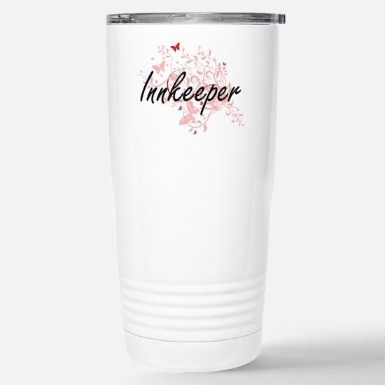 Innkeeper Artistic Job Stainless Steel Travel Mug