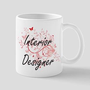 Interior Designer Artistic Job Design with Bu Mugs