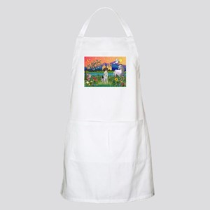Fantasy Land / German SH Poin BBQ Apron