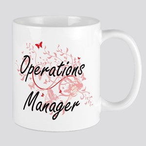 Operations Manager Artistic Job Design with B Mugs