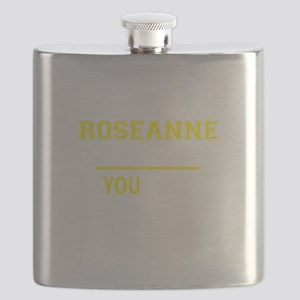 ROSEANNE thing, you wouldn't understand! Flask