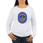 USS Sellers (DDG 11) Women's Long Sleeve T-Shirt