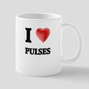 I Love Pulses Mugs