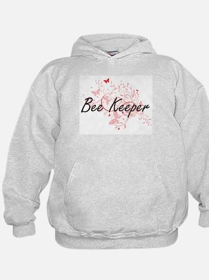 Bee Keeper Artistic Job Design with Bu Hoody
