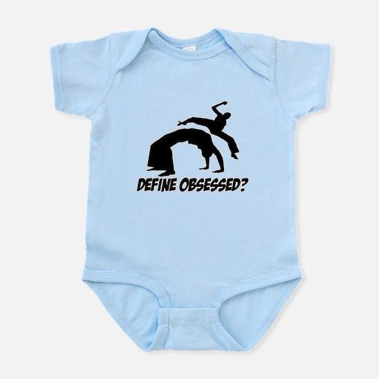 Capoeira Define Obsessed ? Infant Bodysuit