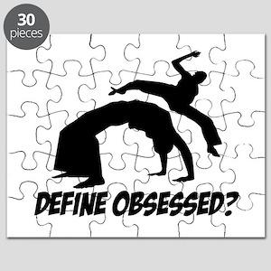 Capoeira Define Obsessed ? Puzzle
