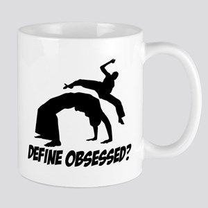 Capoeira Define Obsessed ? Mug