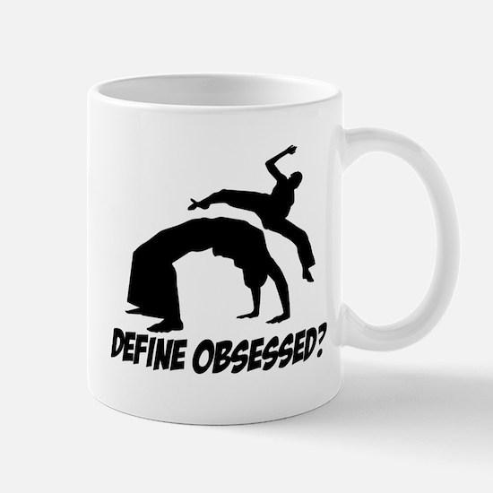 Capoeira Define Obsessed ? Mug