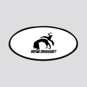 Capoeira Define Obsessed ? Patch