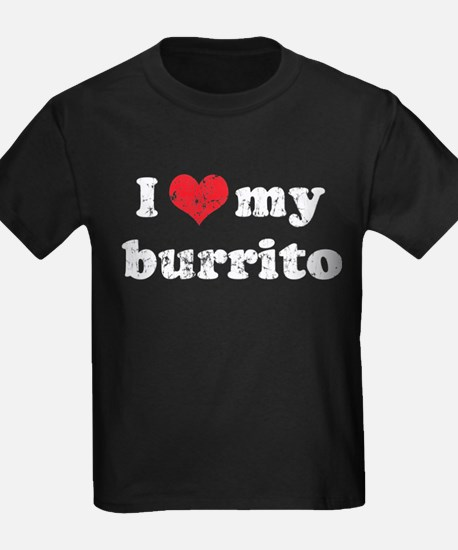 I love my Burrito T