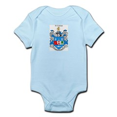Kean Infant Bodysuit