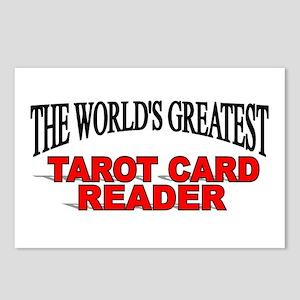 """The World's Greatest Tarot Card Reader"" Postcards"