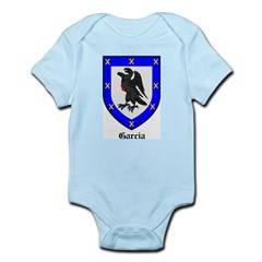 Garcia Infant Bodysuit