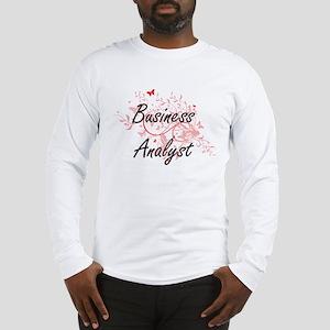 Business Analyst Artistic Job Long Sleeve T-Shirt