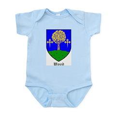 Wood Infant Bodysuit