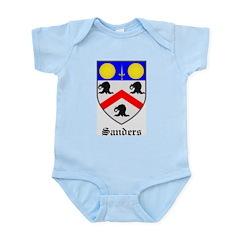 Sanders Infant Bodysuit