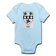 Fisher Infant Bodysuit