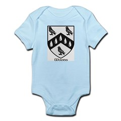 Woods Infant Bodysuit
