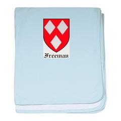 Freeman Baby Blanket