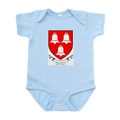 Porter Infant Bodysuit