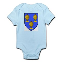 Shaw Infant Bodysuit