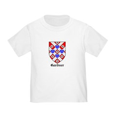 Gardner Toddler T Shirt