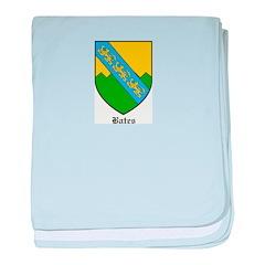 Bates Baby Blanket