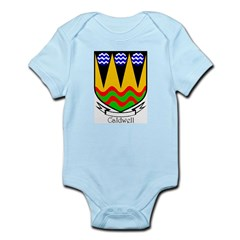Caldwell Infant Bodysuit