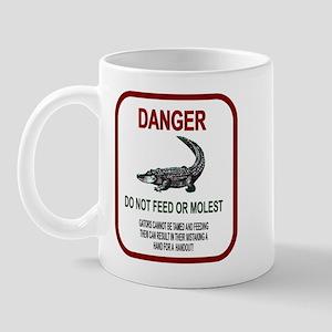 Gator Danger Mug