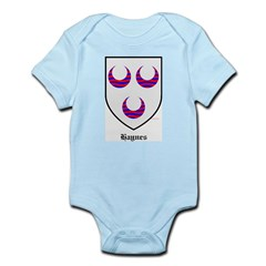 Haynes Infant Bodysuit