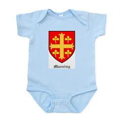 Manning Infant Bodysuit
