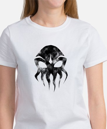 Cthulhu (distressed) Women's T-Shirt