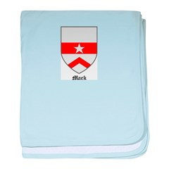 Mack Baby Blanket