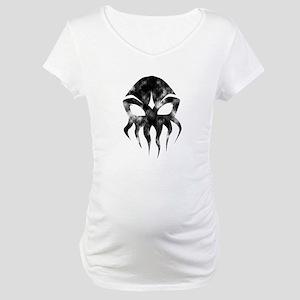 Cthulhu (distressed) Maternity T-Shirt