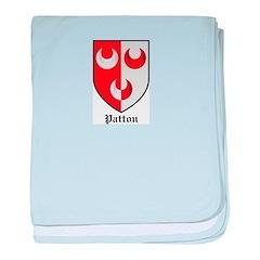 Patton Baby Blanket