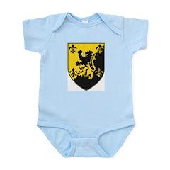 French Infant Bodysuit