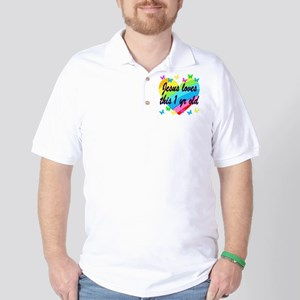 CHRISTIAN 1 YR OLD Golf Shirt