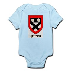 Patrick Infant Bodysuit