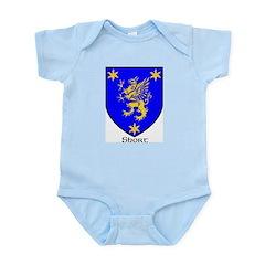 Short Infant Bodysuit