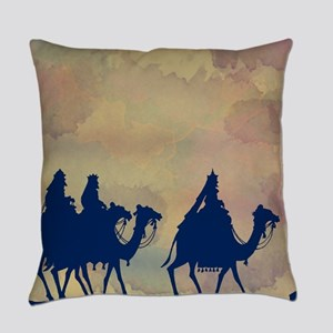 3 Wise Men Everyday Pillow
