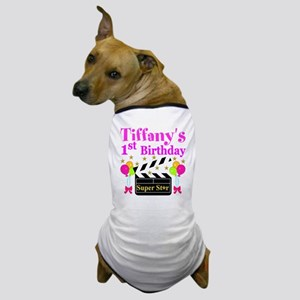 PERSONALIZED 1ST Dog T-Shirt