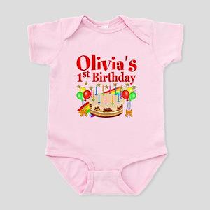 PERSONALIZED 1ST Infant Bodysuit