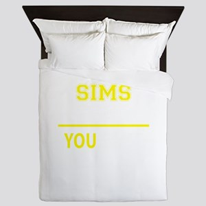 SIMS thing, you wouldn't understand! Queen Duvet